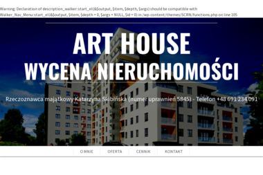 Art House Katarzyna Skibińska - Wycena nieruchomości Bydgoszcz
