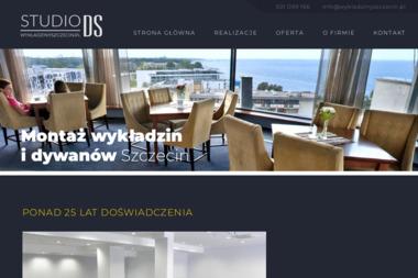 Studio DS - Montaż wykładzin Szczecin