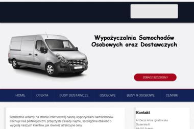 ArtDecor - Wypożyczalnia samochodów Sulęcin