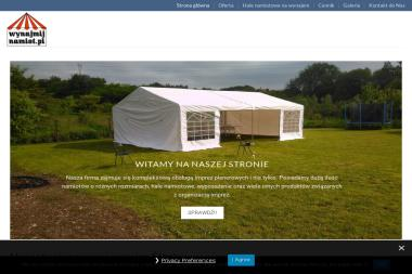 Wynajmij Namiot - Namioty do Wynajęcia Wieszowa