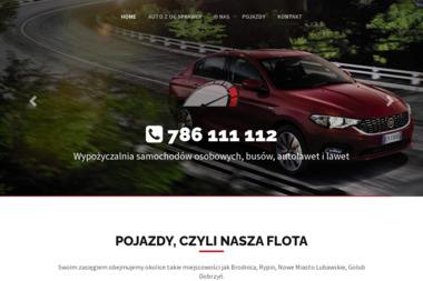 F.H.U. Crash - Wypożyczalnia samochodów Osiek