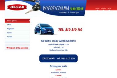 Jel-Car Sp. z o. o. - Wypożyczalnia samochodów Jelenia Góra