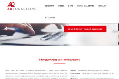 AD Consulting - Kurs pierwszej pomocy Zabrze