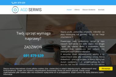 AGD SERWIS - Naprawa zmywarek Czempiń