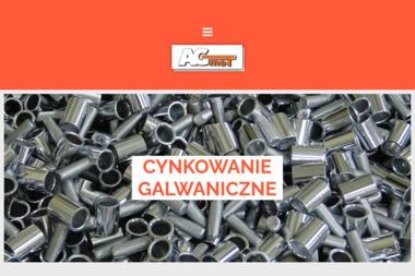 Ocynkownia AGmet - Obróbka metali Rypin