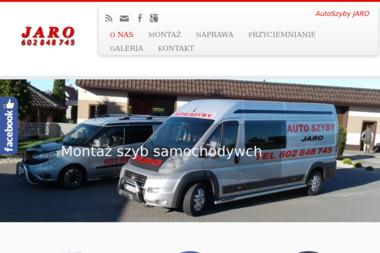 """""""Jaro"""" Auto Szyby P.H.U. - Tuning Krukówko"""