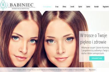 Salon Kosmetyczny Babiniec - Zabiegi Wyszczuplające Karczew