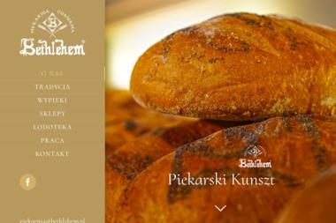 Piekarnia-Cukiernia BETHLEHEM - Cukiernictwo Pierściec