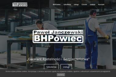 BHPowiec - Szkolenie Okresowe BHP Ślesin