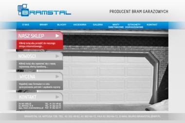 Bramstal - Drzwi Garażowe Uchylne Kielce