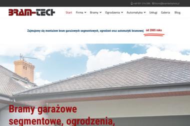 BRAM-TECH - Bramy Płock