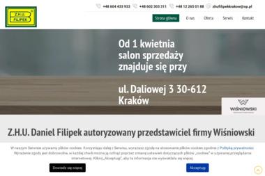 Z.H.U. Daniel Filipek - Bramy garażowe Kraków