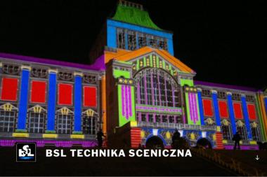 BSL Technika Sceniczna - Nagłośnienie, oświetlenie Szczecin