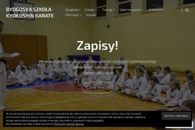 BYDGOSKA SZKOŁA KYOKUSHIN KARATE - Sporty walki, treningi Bydgoszcz