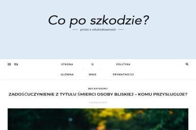 Kancelaria Radcy Prawnego Michalina Owsińska - Umowy, prawo umów Poznań