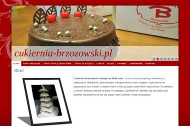 Cukiernia Brzozowski - Cukiernia Bolesławiec