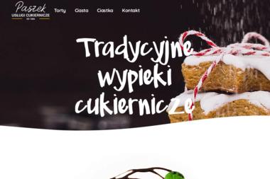 Paszek Usługi Cukiernicze - Cukiernia Ostrów Wielkopolski