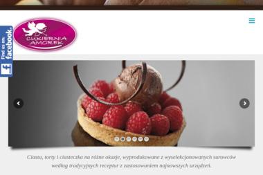 Cukiernia AMOREK - Cukiernia Jarosław