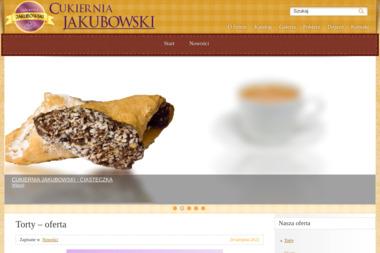 Cukiernia Jakubowski - Cukiernia Rzeszów
