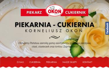 Cukiernia Korneliusz Okoń - Cukiernia Legnica