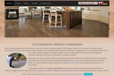 Remo Parkiet - Cyklinowanie Kaliszki