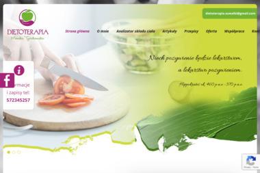 Dietoterapia - Dietetyk Suwałki