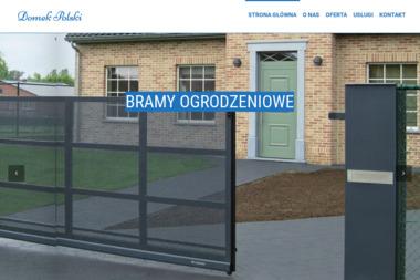 DOMEK POLSKI - Drzwi Garażowe Białystok
