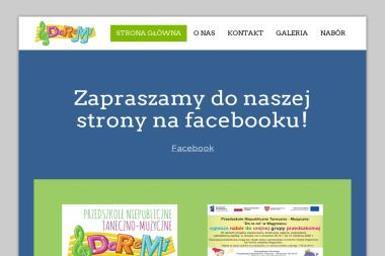 """Przedszkole Niepubliczne i Żłobek """"Do re mi"""" - Żłobek Wągrowiec"""