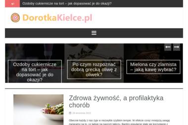 """Cukiernia """"Dorotka"""" - Cukiernia Kielce"""
