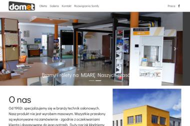 DOMET - Bramy garażowe Ciechanów