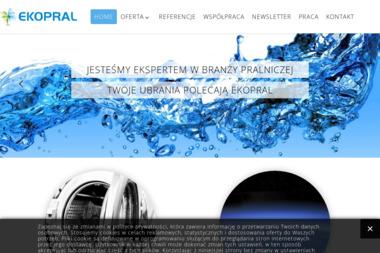 EKOPRAL - Pranie i prasowanie Toruń