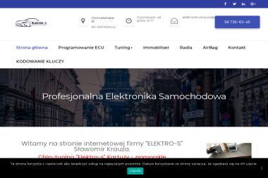 ELEKTRO-S - Elektryk samochodowy Kartuzy