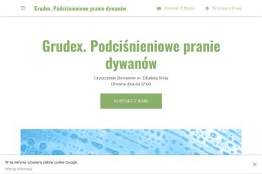 Grudex - Pranie Tapicerki Samochodowej Zduńska Wola