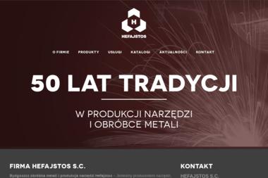 HEFAJSTOS - Narzędzia Bydgoszcz