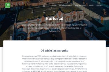 Hurtostal - Wyroby metalowe Bydgoszcz