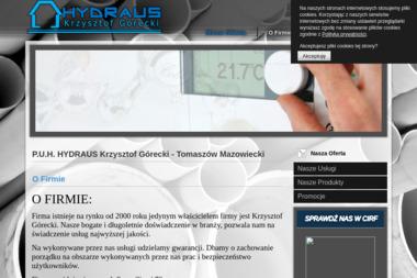 P.U.H. HYDRAUS - Energia odnawialna Tomaszów Mazowiecki