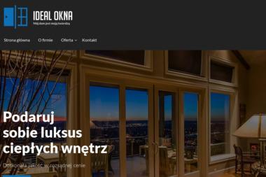 IDEAL OKNA - Bramy Garażowe Segmentowe Krotoszyn