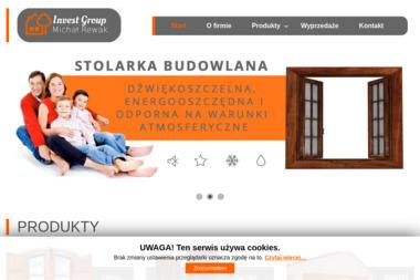 Invest Group - Bramy garażowe Legnica