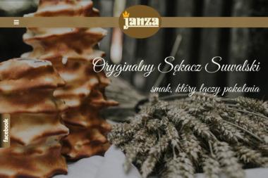 Firma Piekarniczo – Cukiernicza JANZA - Gastronomia Suwałki