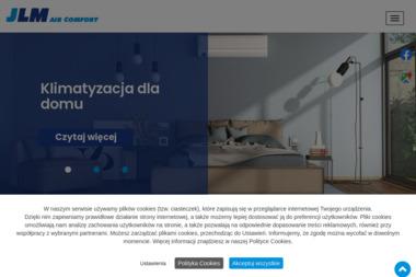 JLM Sp. z o.o. - Klimatyzacja z Montażem Rzeszów