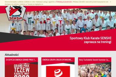 Sportowy Klub Karate Senshi - Sporty walki, treningi Tczew