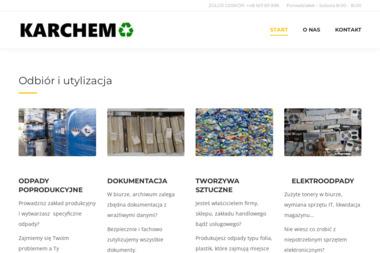 KARCHEM - Niszczenie dokumentów Szczecin