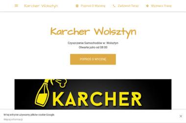 Karcher Wolsztyn - Czyszczenie Tapicerki Wolsztyn
