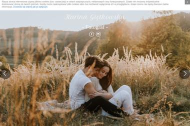 Fotograf Karina Giętkowska - Sesje zdjęciowe Świdnica