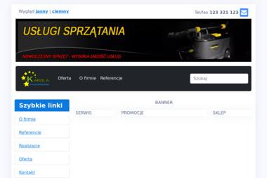 KAROLA - usługi sprzątania - Okna Bez Smug Kutno