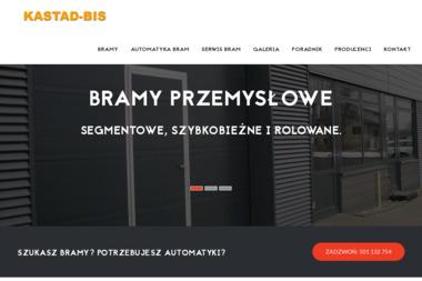 KASTAD-BIS - Bramy garażowe Osielsko