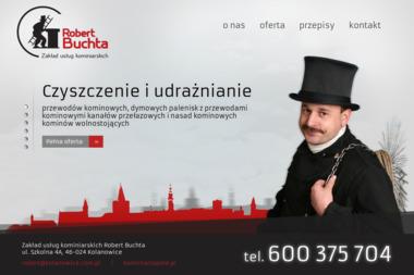 Zakład usług kominiarskich Robert Buchta - Kominiarz Kolanowice