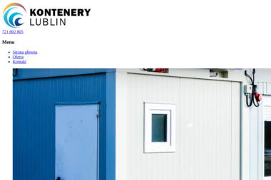 Kontenery Lublin - Wywóz Gruzu Lublin