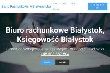 Biuro Rachunkowe Białystok - Doradca Podatkowy Online Białystok