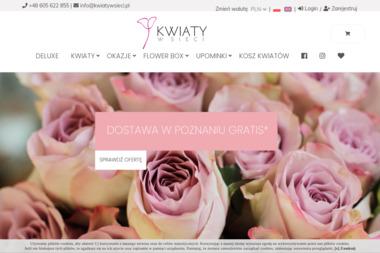 Kwiaty w sieci - Kwiaty Poznań